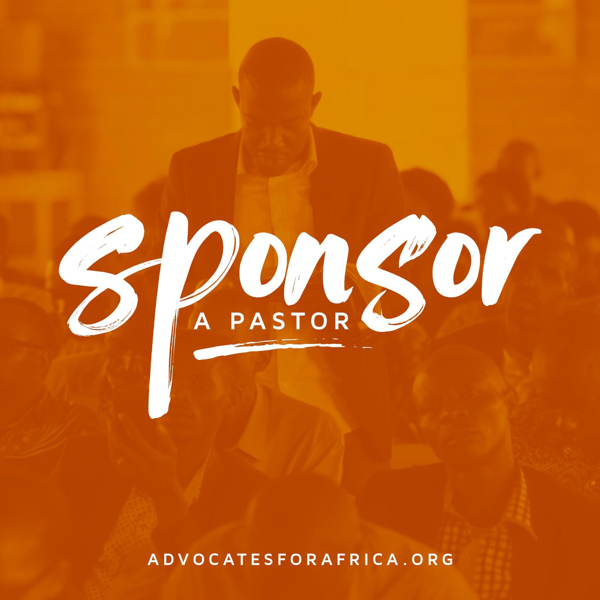 Sponsor a Pastor